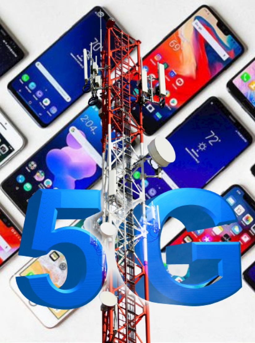 Smartphone 5G Diluncurkan, Indonesia Siapkan Infrastruktur