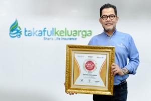 Optimalkan Digital Branding Saat Pandemi, Takaful Keluarga Raih Indonesia Digital Popular Brand Award 2020