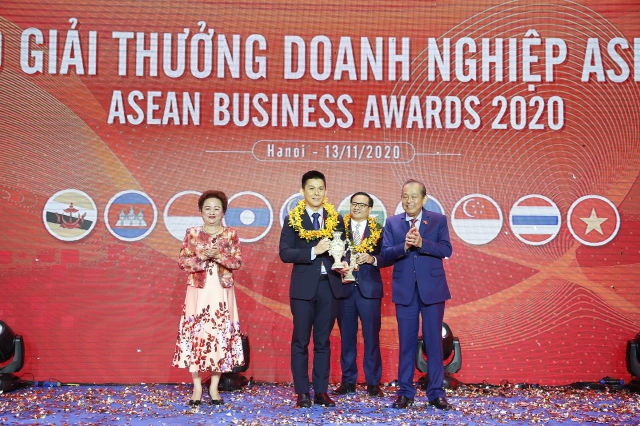 Mayora Sabet ASEAN Business Award 2020 Kategori Priority Integration Sector