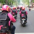 Dukung Transportasi Hijau, Anteraja Gunakan Motor Listrik untuk Pengiriman Parcel