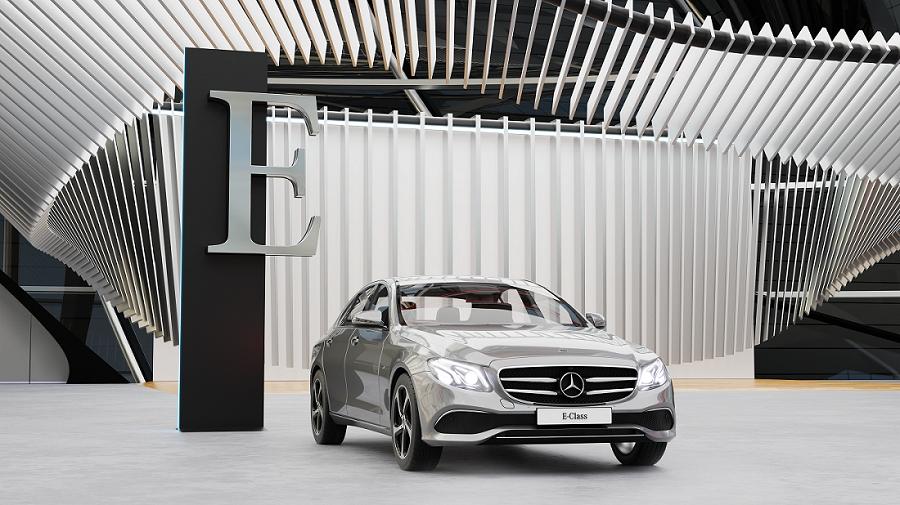 Jual 2.226 Unit Mobil di 2020, Mercedes-Benz Teratas di Segmen Mobil Luxury