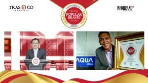 Makin Populer di Ranah Digital, Lemari Es AQUA Japan Raih Indonesia Digital Popular Brand Award 2021