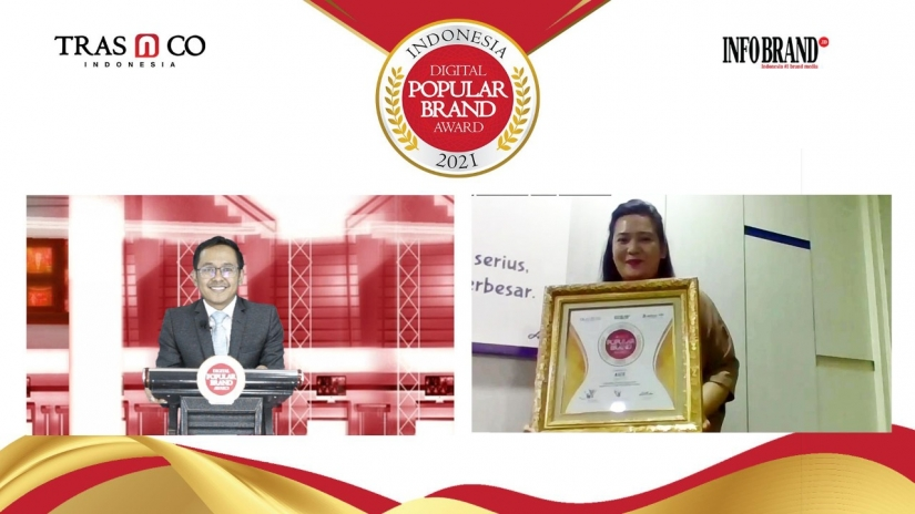 Optimalkan Branding di Media Sosial, Es Krim AICE Raih Indonesia Digital Popular Brand Award 2021