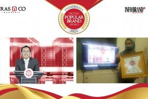 Gunakan Strategi Pemasaran Digital, CITICON Raih Indonesia Digital Popular Brand Award 2021