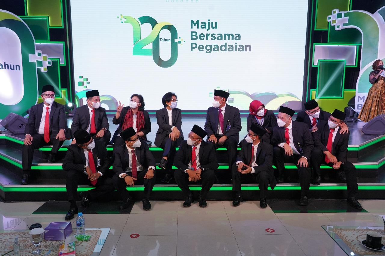 120 Tahun Maju Bersama Pegadaian