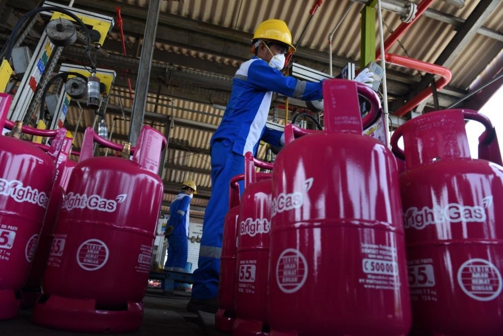Mudah Didapat, Bright Gas Kini Jadi Pilihan Utama Keluarga