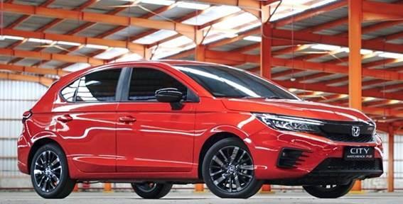 Bridgestone Turanza T005A Terpilih Jadi Original Equipment Honda City Hatchback RS 2021