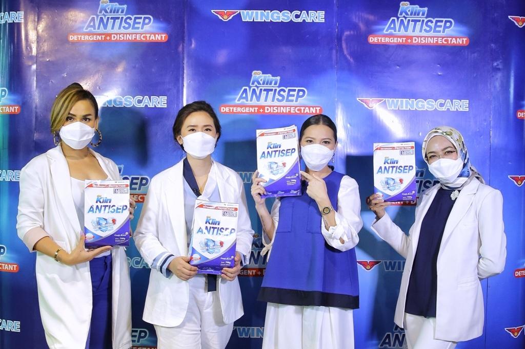 SoKlin Antisep, Detergen Pertama di Indonesia Mengandung Disinfektan