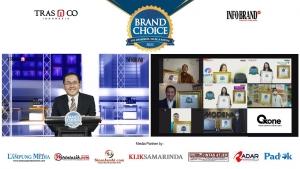 Dikenal sebagai E-Commerce Alat Rumah Tangga, Oxone Sabet Brand Choice Award