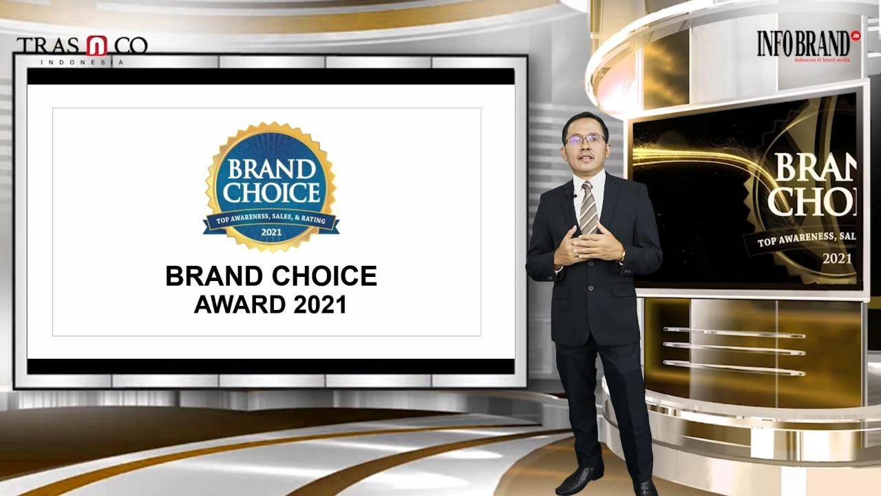 Duduki Peringkat 3 Teratas, Delapan Produk Sharp Sabet Brand Choice Award