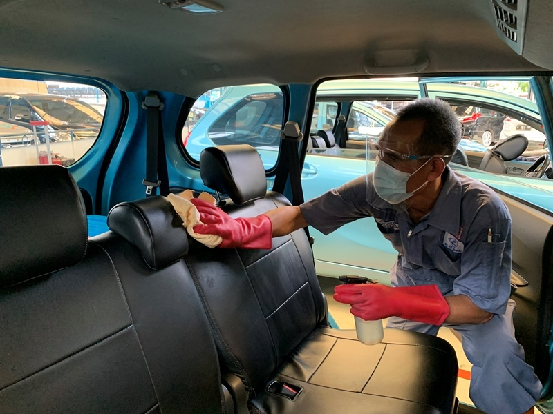 Bantu Percepat Herd Immunity, Bluebird Lakukan Vaksinasi Covid-19 Drive-Thru