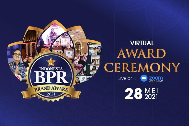Indonesia BPR Brand Award 2021 Apresiasi Kinerja dan Branding BPR