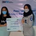 Jasa Raharja Gandeng Yayasan ThisAble Santuni Teman Disabilitas
