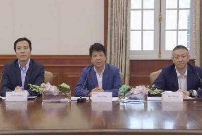 Kembangkan Teknologi 5G, Telkomsel Gandeng Huawei