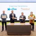 Targetkan 650 Ribu Home-Passed, XL HOME Gandeng FiberStar
