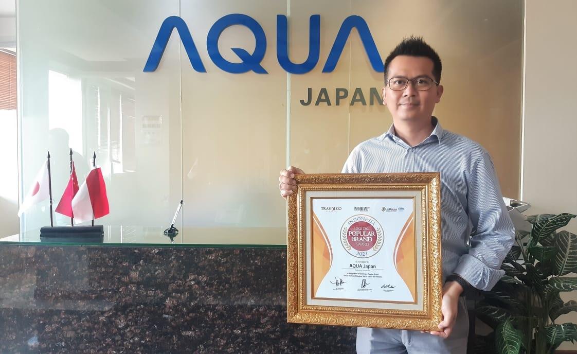 Jajaran Produk AQUA Japan Makin Populer di Indonesia