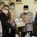 Mustika Ratu Bersama PBNU Sambut Ramadhan Sehat