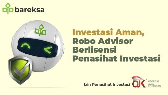 Bareksa Luncurkan Robo Advisor Pertama di Indonesia yang Berlisensi Penasihat Investasi OJK