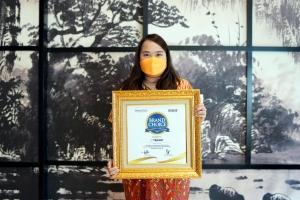 Berkat Kerja Keras, Tekiro Raih Brand Choice Award 2021