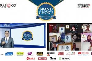 Brand Choice Award, Barometer Brand Pilihan Konsumen Indonesia