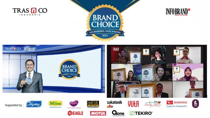 Dikenal di Indonesia dan Filipina, Mama Bear Sabet Brand Choice Award 2021