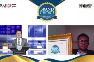 Jadi Brand Nomor 1 untuk Anak, Sakatonik ABC Sabet Brand Choice Award