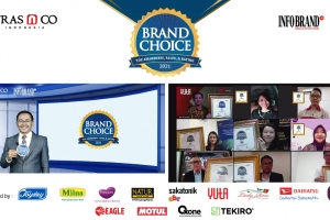 Miliki Produk Tools Berkualitas, Tikiro Sabet Brand Choice Award 2021