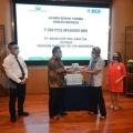 Insan BCA Donasikan 7000 Lebih Masker Medis