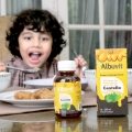Bantu Proses Tumbuh Kembang Anak? Madu Albuvit Solusinya!
