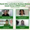 Rayakan HUT DKI Jakarta ke-494, Dua UMKM Ini Lestarikan Budaya Betawi di Tokopedia
