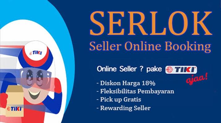 TIKI Hadirkan SERLOK untuk Mempermudah Pengiriman Para Seller Online