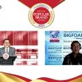 Bigfoam Sabet Lagi Penghargaan Indonesia Digital Popular Brand Award 2021