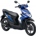 Makin Segar, Honda Beat Series Dibekali Warna dan Striping Baru