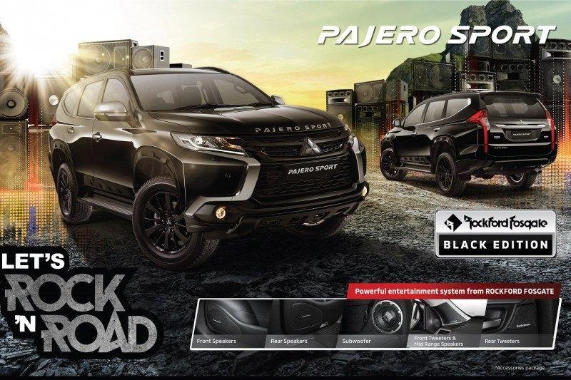 Tanpa Relaksasi PPnBM, Pajero Sport Pimpin Penjualan SUV Ladder Frame