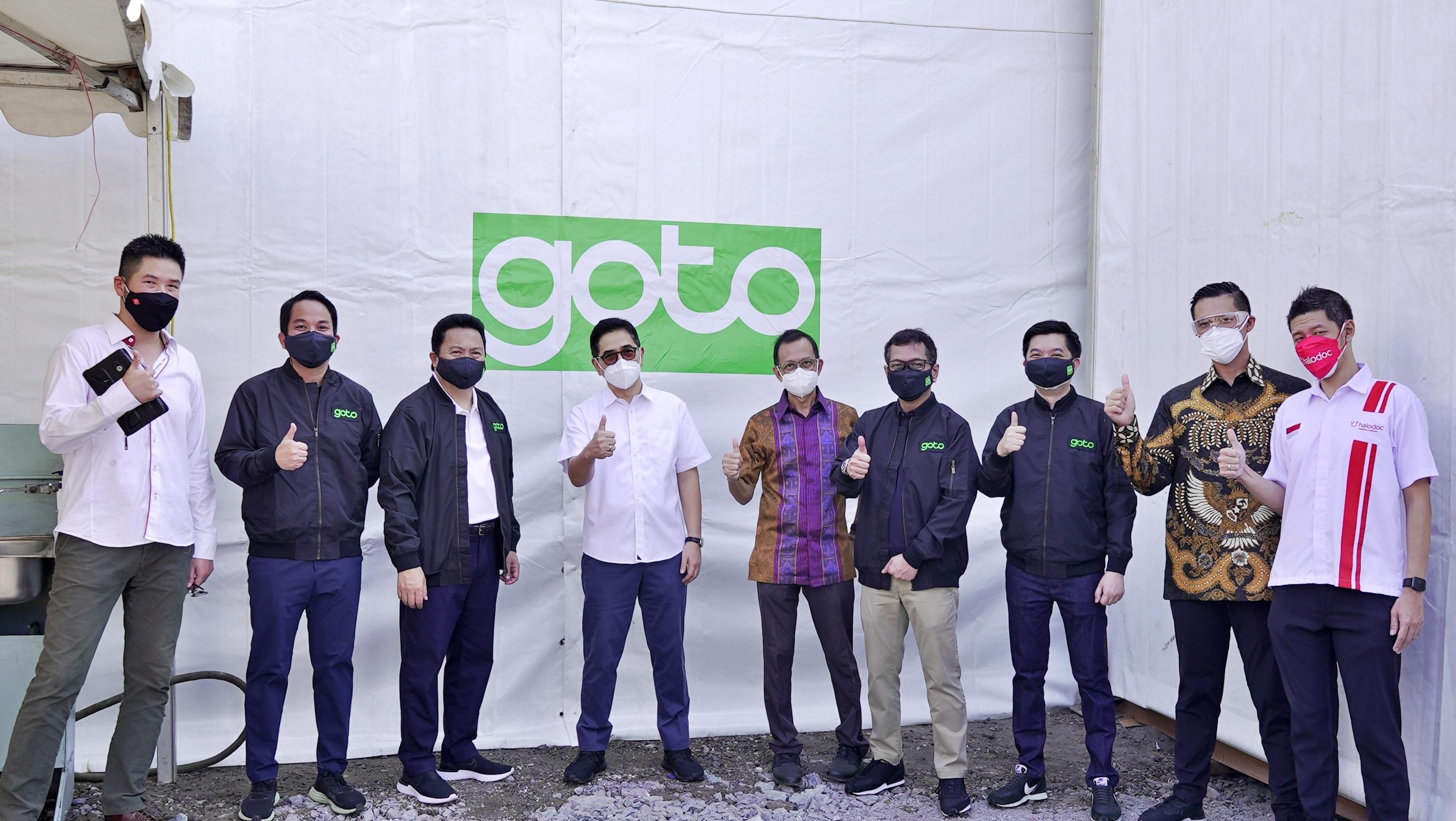 """Pertama di Indonesia, Kerja Sama Tiga Brand Terkenal Ini Bentuk """"Rumah Oksigen Gotong Royong"""""""