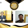 PT. Inti Bangun Sejahtera Menang Penghargaan Top Corporate Award 2021