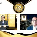 Saluran Telekomunikasi Terbaik di Masa Pandemi, Telkom Group Sabet Top Corporate Award 2021