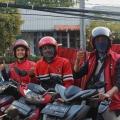 3 Kurir Ninja Xpress Curhat dan Titip Pesan Atas Apresiasi Pelanggan Setia
