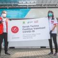 Genjot Perluasan Herd Immunity di Indonesia, Yayasan Wings Peduli Distribusikan Vaksin Covid-19