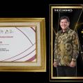 Dirut Pegadaian Kuswiyoto Sabet 2 Penghargaan CEO Tahun Ini