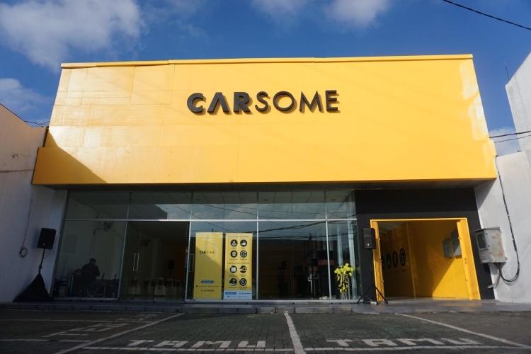 Ajak IMX, Carsome Jadi Exclusive Car Trading Partner Tahun 2021
