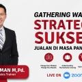 Gathering WALI: Strategi Sukses Jualan di Masa Pandemi