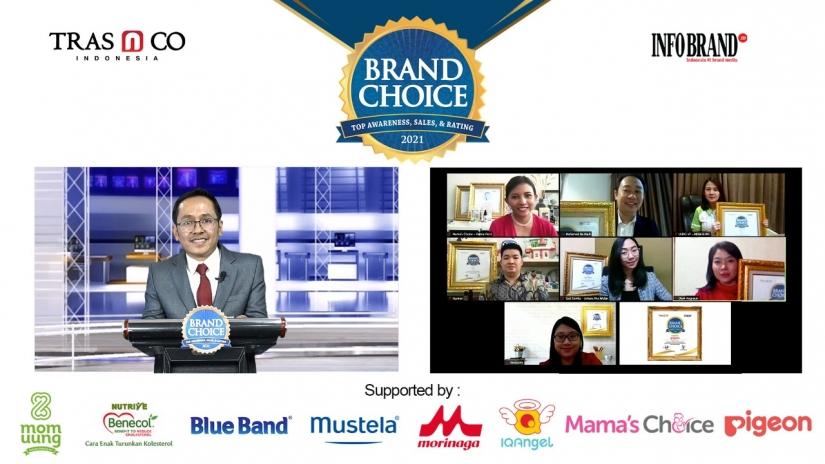 Brand Choice Award, Rekomendasi Brand Pilihan Konsumen di Kala Pandemi