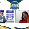 Morinaga Jadi Susu Formula Soya Pertama Indonesia Sabet Brand Choice Award 2021