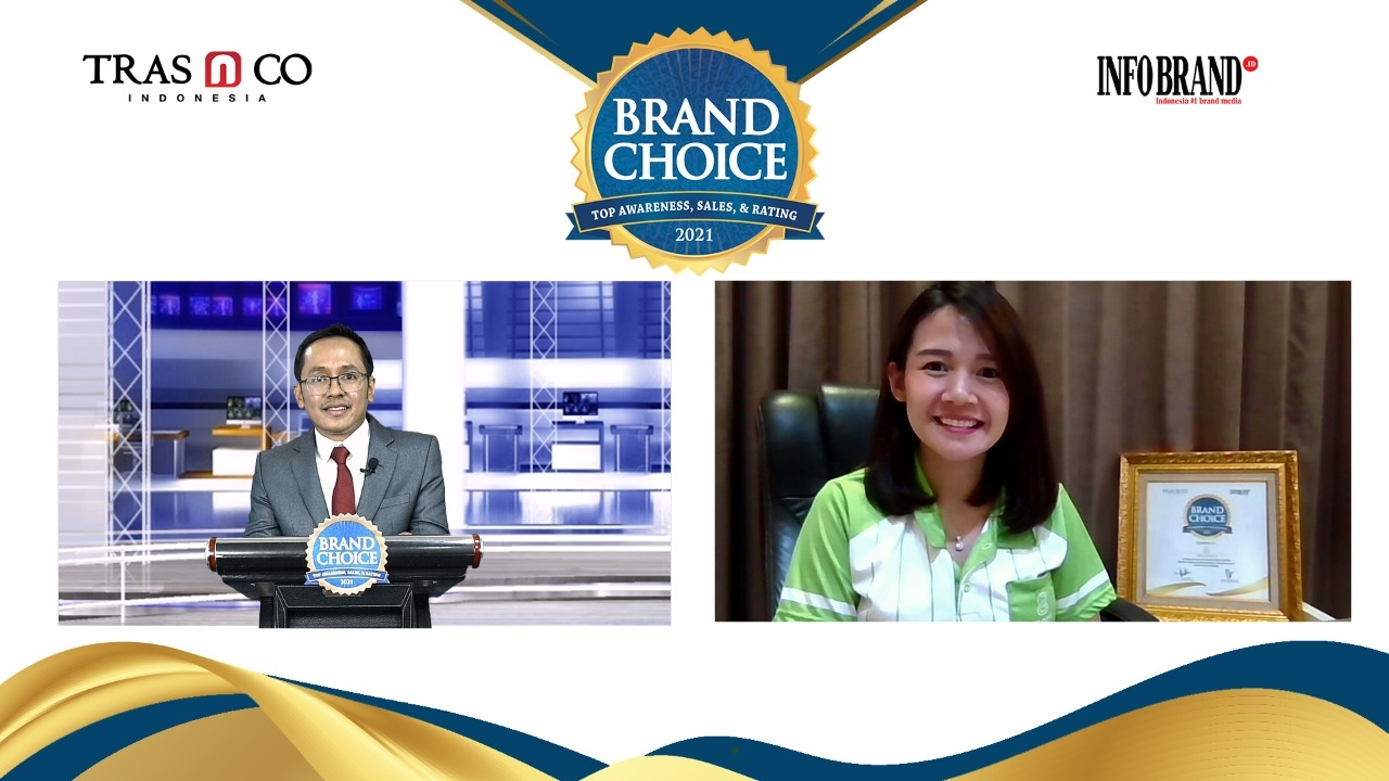 Terpilih Sebagai Produk Pejuang ASI, Mom Uung Sabet Brand Choice Award 2021