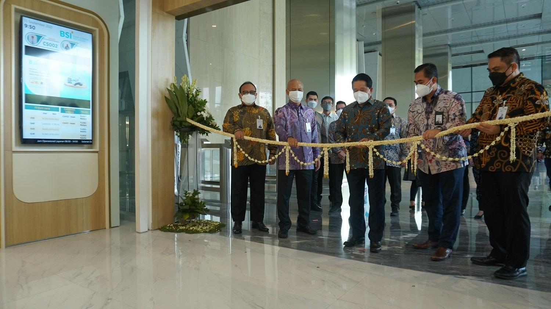 BSI Resmi Operasikan Kantor Cabang Digital di Jakarta