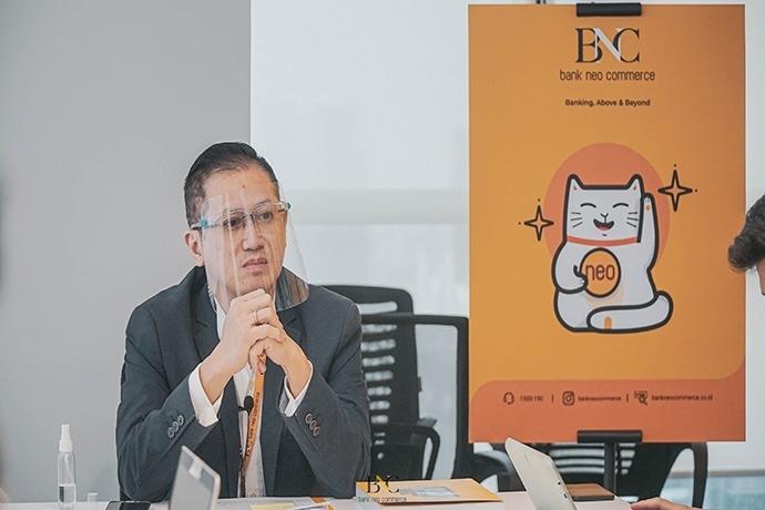 Seminggu Kantongi Izin Digital Customer Onboarding dari OJK, Jumlah Nasabah Bank Neo Commerce Naik Pesat