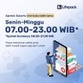 Apotek Online Lifepack Perpanjang Jam Operasional