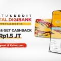 Pertama di Indonesia, Digibank Luncurkan Kartu Kredit Digital dengan Approval 60 Detik