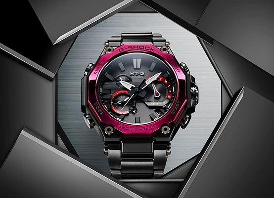 Terbuat dari Material Karbon Berlapis-lapis, Casio Rilis Jam Tangan Seri MT-G dengan Desain Eksterior Terbaru